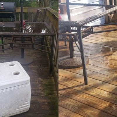 Decks-Cleaning